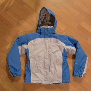 Women's The North Face HyVent Coat Size S